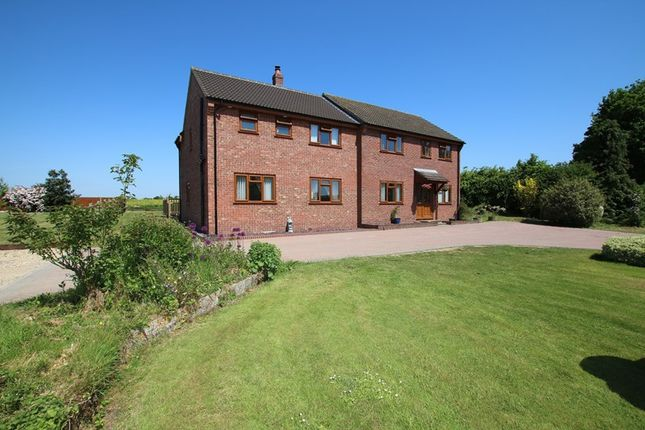 Thumbnail Detached house for sale in Barbers Yard, The Green, Old Buckenham, Attleborough