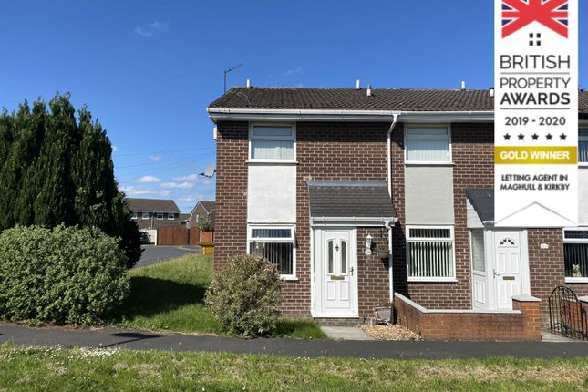 Thumbnail Terraced house to rent in Tern Close, Shevington Park