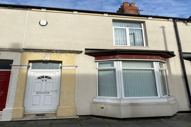 3 bed terraced house to rent in Orwell Street, Middlesbrough TS1