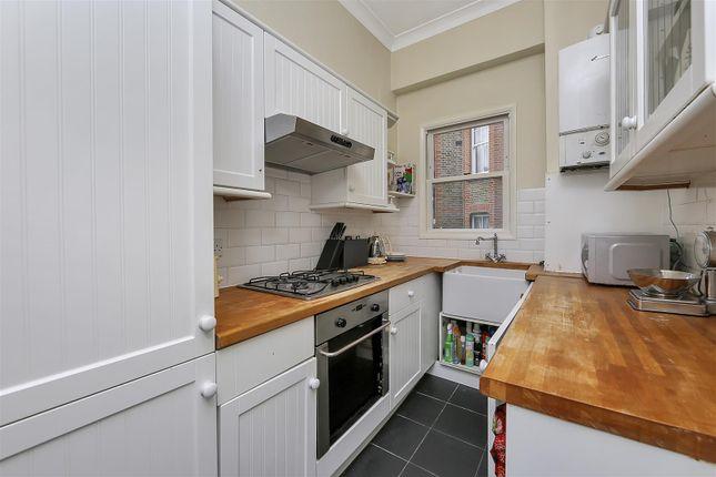 Kitchen of Hillside Gardens, Highgate N6