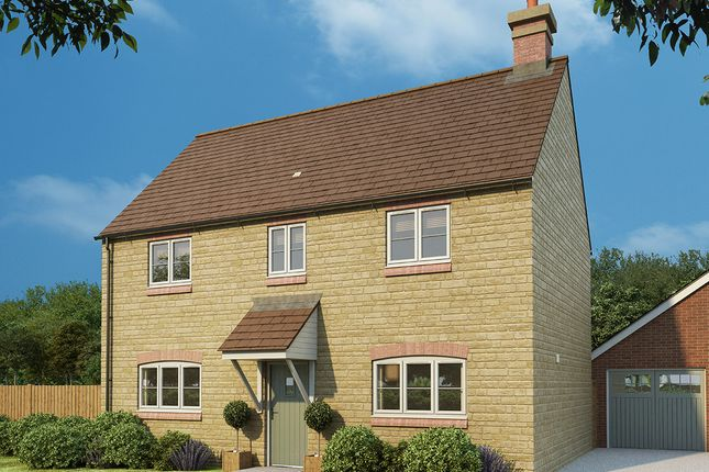 """4 bed detached house for sale in """"Maple"""" at Burcote Road, Towcester NN12"""