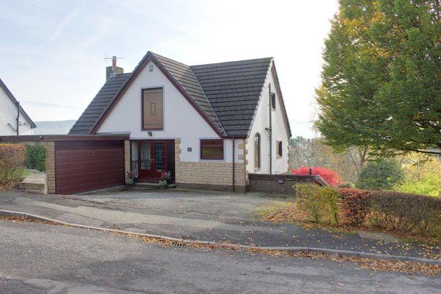 Thumbnail Detached house for sale in Lower Cribden Avenue, Rawtenstall, Rossendale