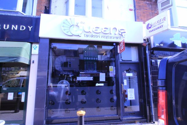 Restaurant/cafe for sale in Queens Road, Leicester