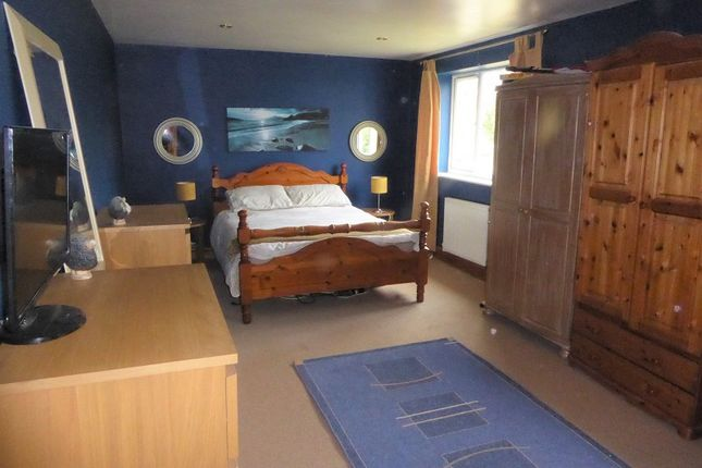 Master Bedroom of Iron Way, Tondu, Bridgend. CF32
