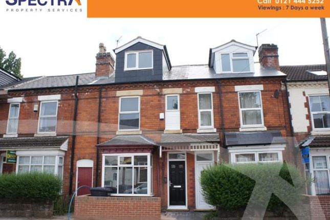 7 bed terraced house to rent in Teignmouth Road, Selly Oak, Birmingham