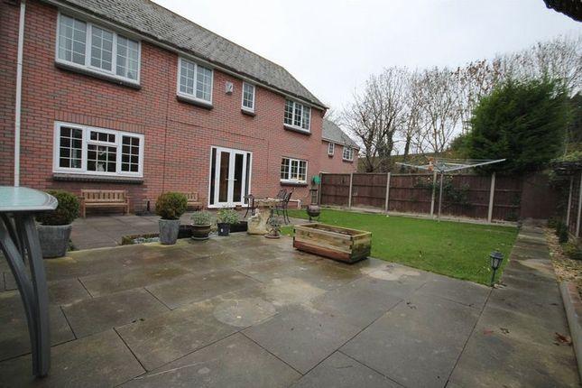 Thumbnail Detached house for sale in Churchfarm Close, Yate, Bristol