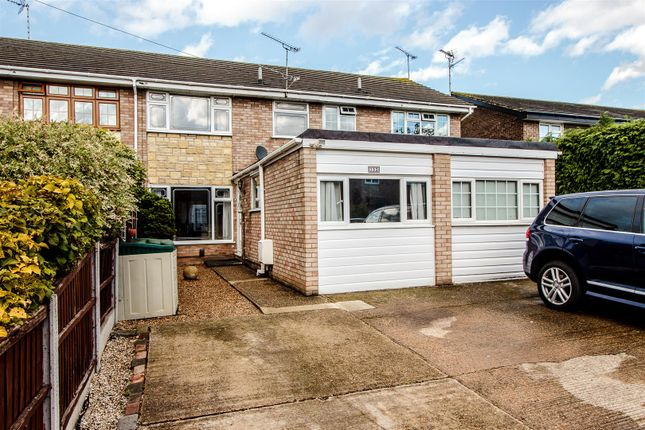 Thumbnail Terraced house for sale in Overton Road, Benfleet
