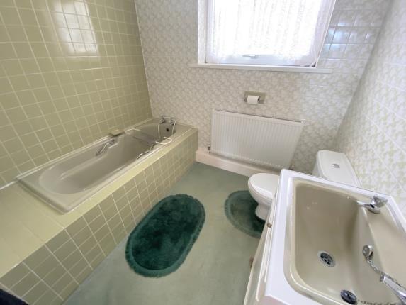 Bathroom of Bryntirion Road, Merthyr Tydfil CF47