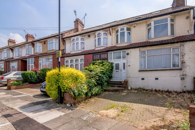 Thumbnail Terraced house for sale in Hastings Road, London, London