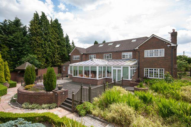 Thumbnail Detached house for sale in Babylon Lane, Lower Kingswood, Tadworth