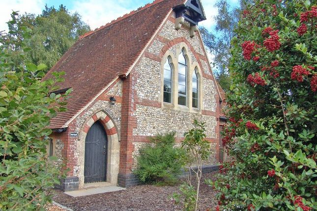 Thumbnail Detached house to rent in Bradenham, High Wycombe
