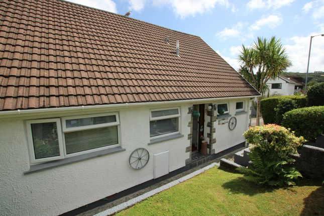 Thumbnail Semi-detached house for sale in Polsethow, Penryn