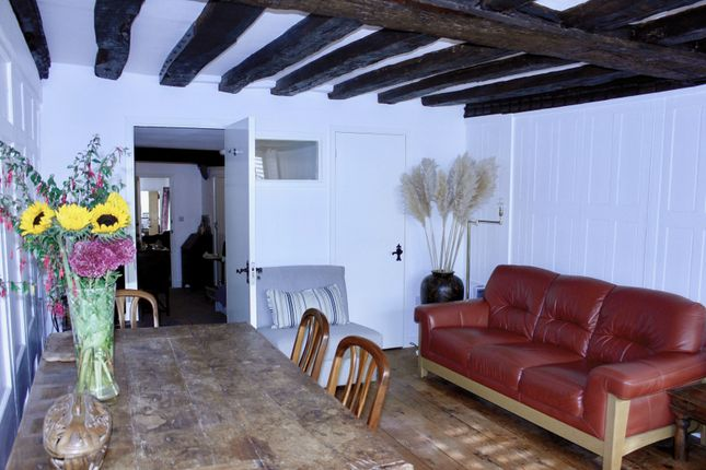 Thumbnail Terraced house for sale in High Street, Hastings Old Town