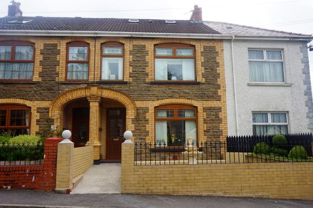 Thumbnail Terraced house for sale in Heol Cwmmawr, Llanelli