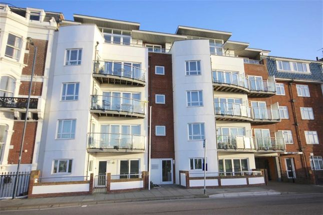 Thumbnail Flat for sale in Clarence Parade, Southsea, Hants