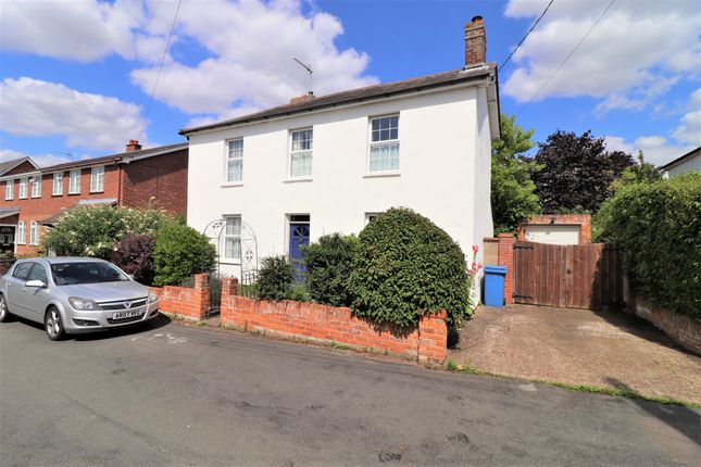 Thumbnail Detached house for sale in New Cut, Hadleigh, Ipswich, Suffolk
