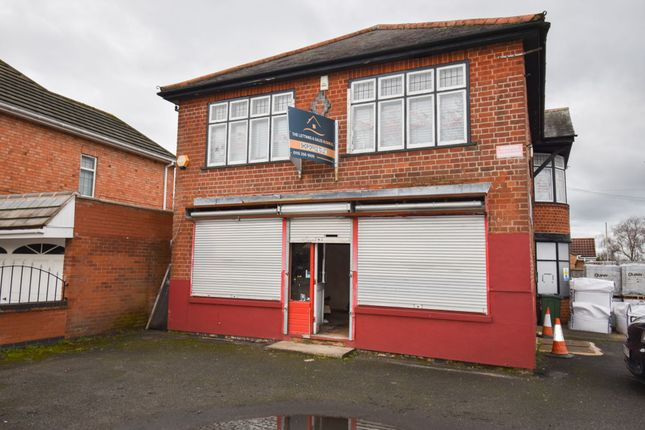 Thumbnail Retail premises to let in Hinckley Road, Leicester Forest East, Leicester