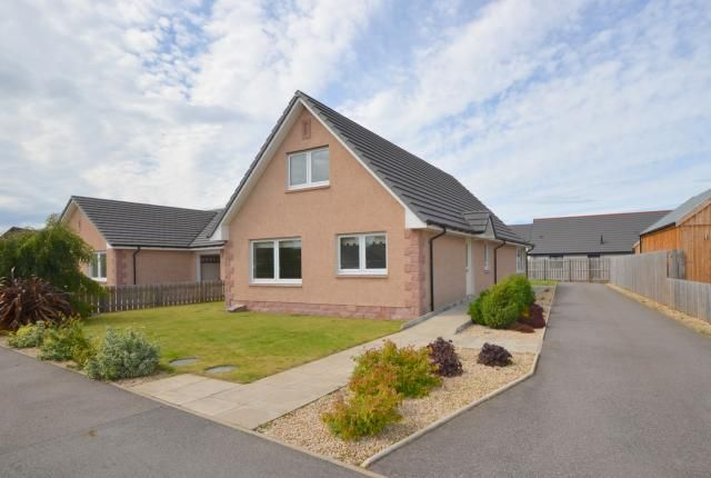 Thumbnail Bungalow for sale in 4 Montgomerie Drive, Nairn
