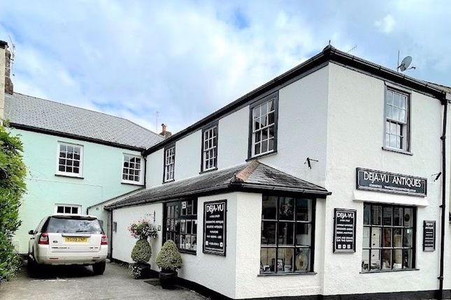 Thumbnail Commercial property for sale in Fore Street, Lostwithiel, Cornwall
