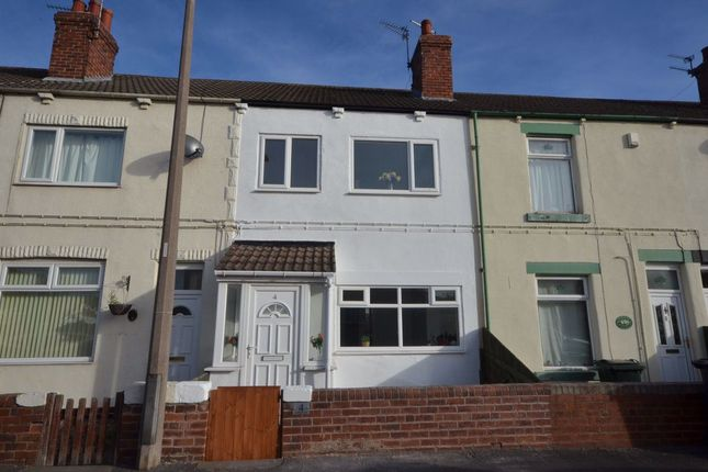 Thumbnail Terraced house to rent in Station Road, Norton, Doncaster