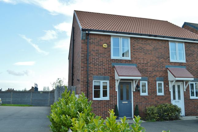 Thumbnail Semi-detached house for sale in Transporter Way, Longlands, Middlesbrough