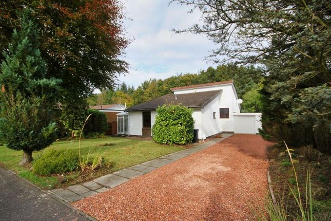 Thumbnail Detached bungalow for sale in Murieston Gardens, Murieston, Livingston