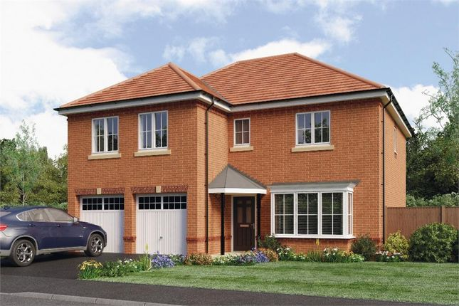 "Thumbnail Detached house for sale in ""Jura"" at Leeds Road, Thorpe Willoughby, Selby"