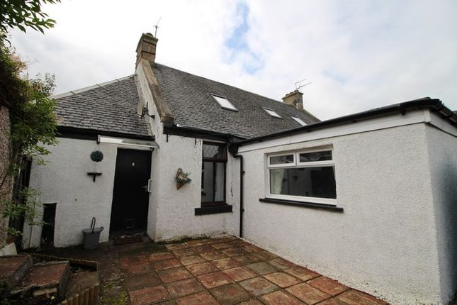 "Thumbnail Semi-detached house for sale in ""Thistle Cottage"", Main Street, Maddiston"