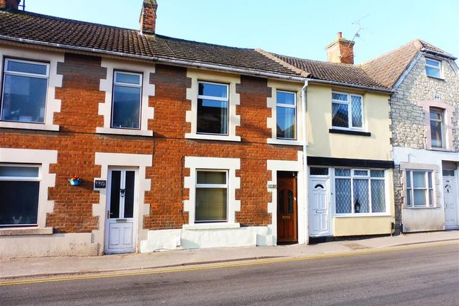 Thumbnail Terraced house for sale in School Close, Ermin Street, Stratton St. Margaret, Swindon