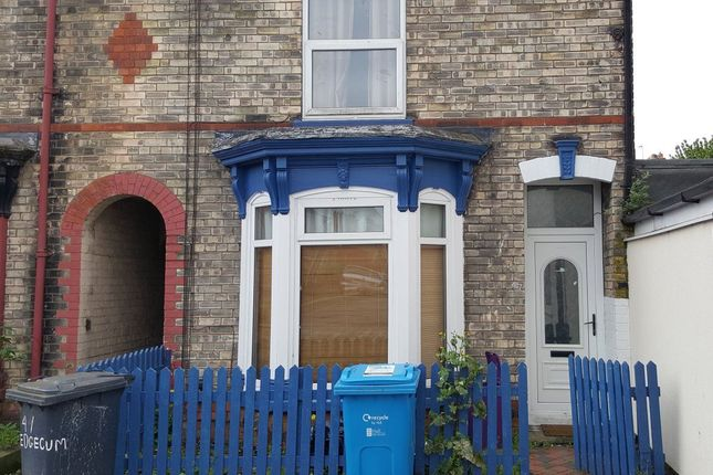 Thumbnail Property to rent in Edgecumbe Street, Hull