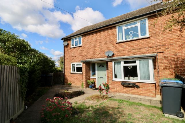 Thumbnail Maisonette for sale in Middlefield Lane, Newbold On Stour