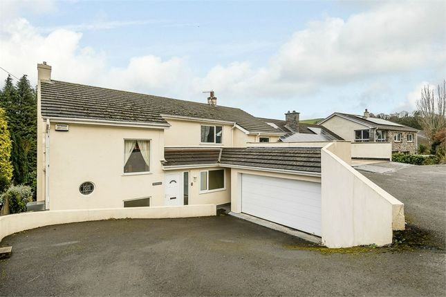 Thumbnail Detached house for sale in Old Totnes Road, Buckfastleigh, Devon