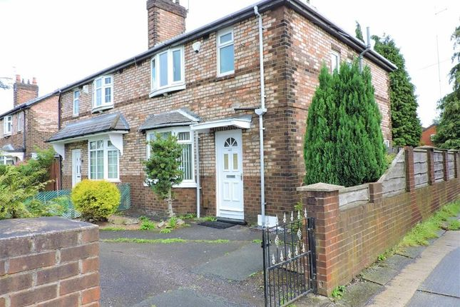 Thumbnail Semi-detached house for sale in Kingsway, Withington, Manchester