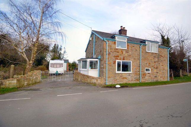 Thumbnail Cottage for sale in Rose Lane, Mynydd Isa, Flintshire
