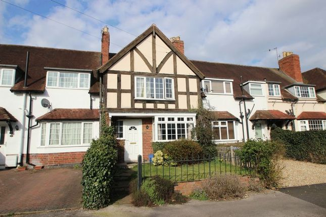 Thumbnail Terraced house for sale in Kendall Avenue, Stratford-Upon-Avon