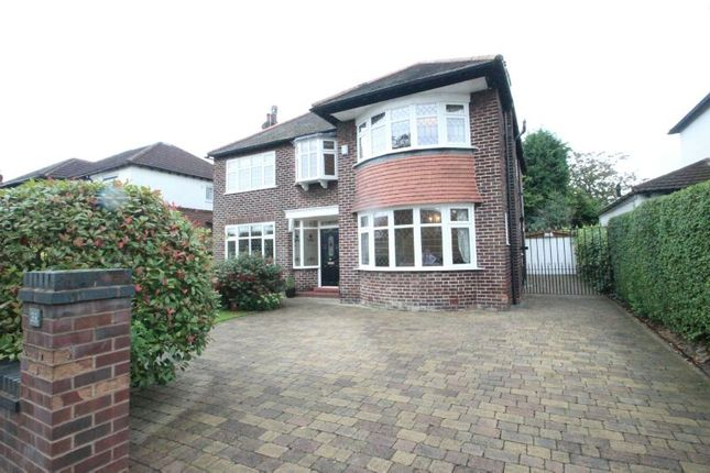 Thumbnail Detached house for sale in Hayling Road, Sale