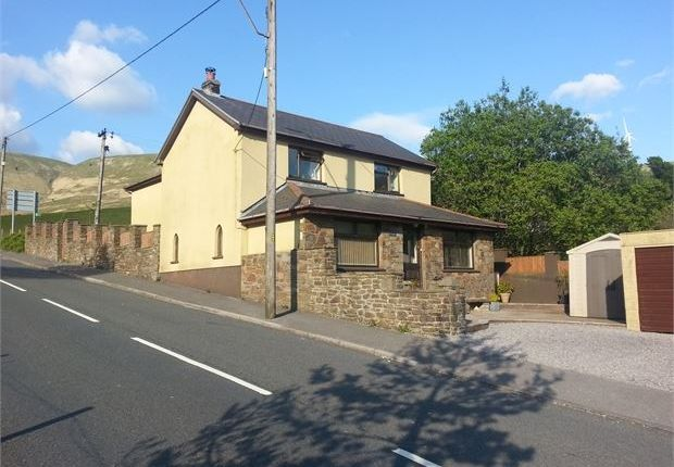 Thumbnail Detached house for sale in Stormy Lane, Nantymoel, Bridgend.