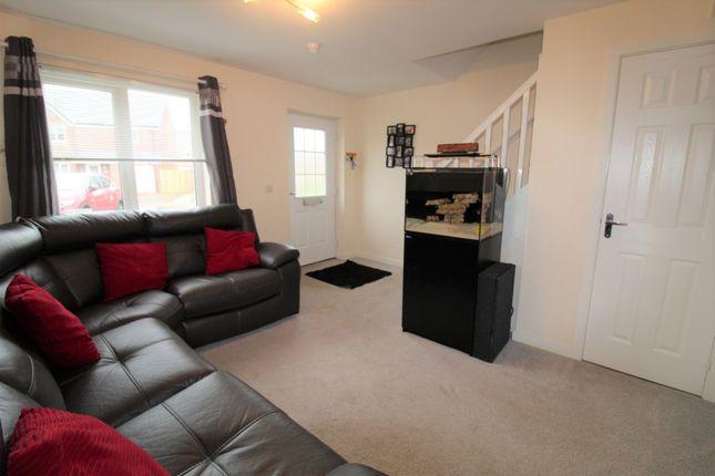 Lounge of Highland Close, Stewarton, Kilmarnock KA3