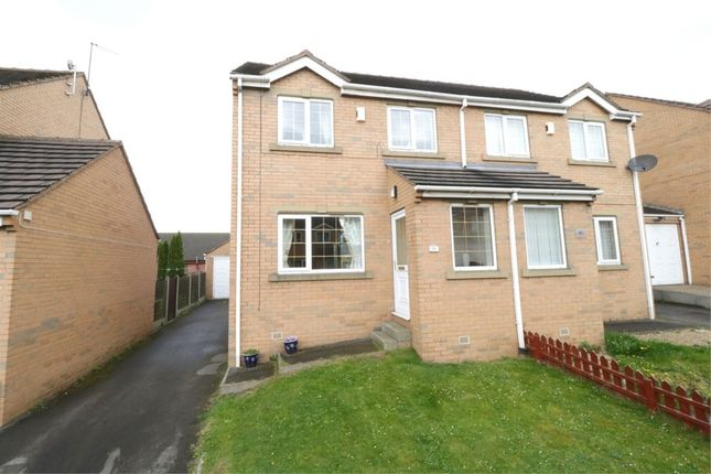 Thumbnail Semi-detached house for sale in Ashwood Road, Parkgate, Rotherham, South Yorkshire