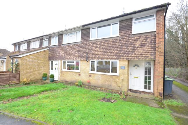 Thumbnail Semi-detached house to rent in High Street, East Malling, West Malling