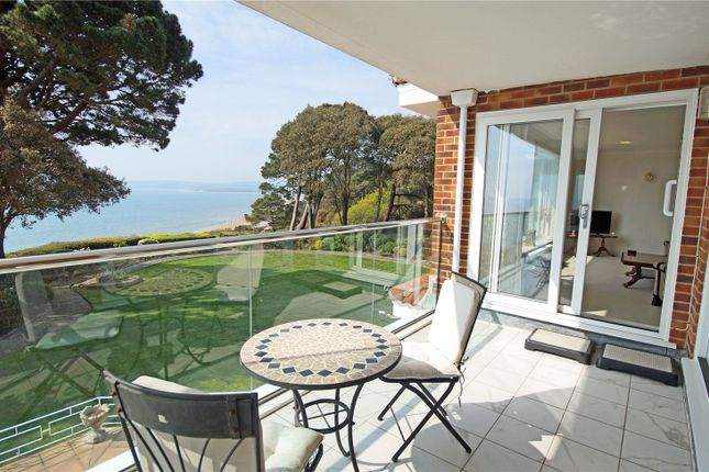Balcony of Cliff Drive, Canford Cliffs, Poole BH13