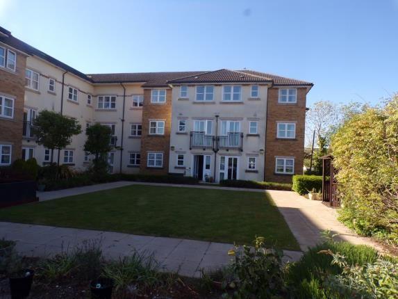 Thumbnail Flat for sale in Birch Court, Latteys Close, Cardiff, Caerdydd