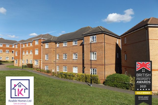 2 bed flat to rent in Ashdown Grove, Off Hospital Street, Walsall WS2