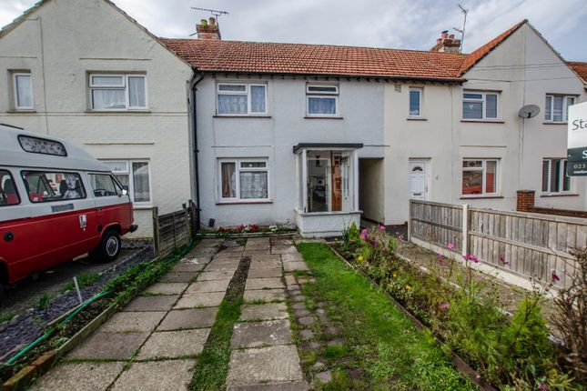 Thumbnail Terraced house to rent in Burns Road, Eastleigh