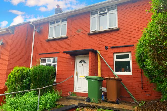 Thumbnail Property to rent in Central Avenue, Newbridge, Newport