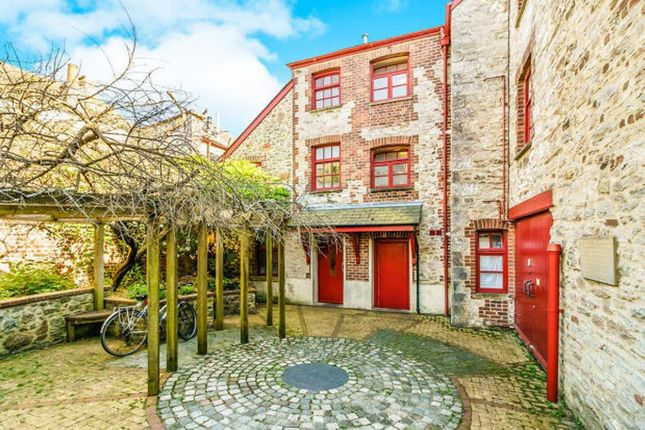 Thumbnail Flat for sale in Looe Street, Plymouth