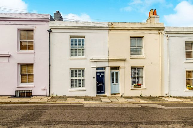 Thumbnail Terraced house for sale in West Hill Place, Brighton