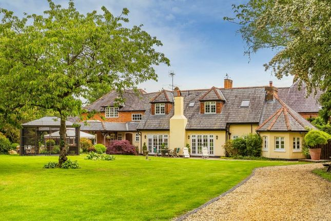 Thumbnail Detached house for sale in Windsor Road, Chobham, Woking