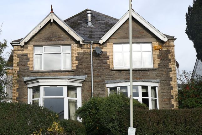 Thumbnail Semi-detached house for sale in Gwaelodygarth Villas, Merthyr Tydfil