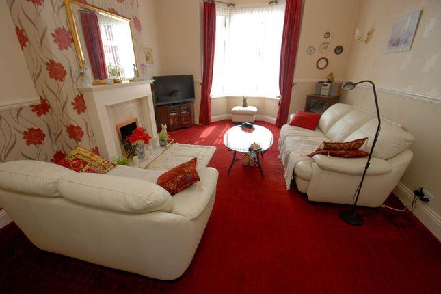 Lounge of Aston Street, South Shields NE33